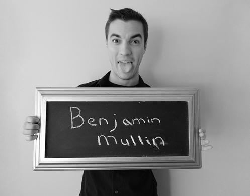 Benjamin Mullin