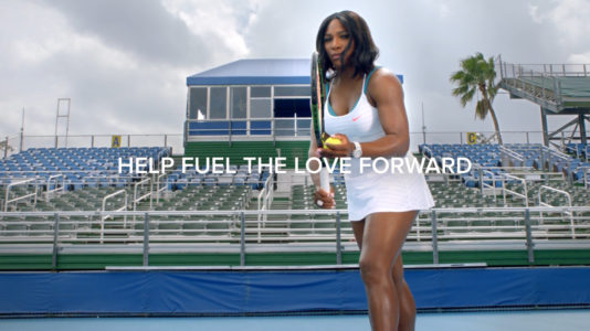 Gatorade - Serena Williams