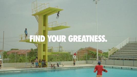Nike - Diver