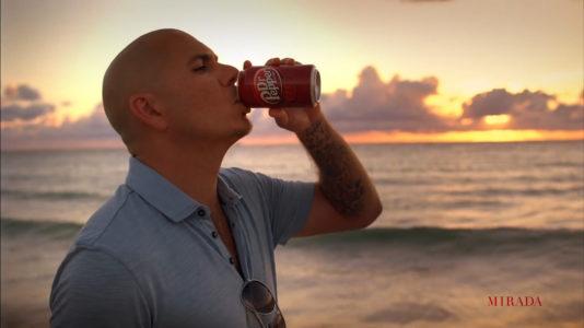 Dr Pepper - Pitbull