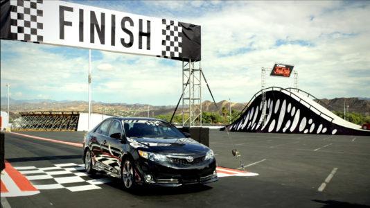 Toyota Camry - Thrill Ride
